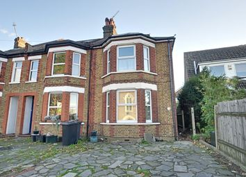 Thumbnail 4 bed end terrace house for sale in Croydon Road, Keston