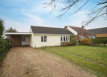 Thumbnail 4 bed detached bungalow to rent in Westfield Road, Great Shelford, Cambridge, Cambridgeshire