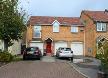 Thumbnail 2 bed flat for sale in Yarbury Way, Weston-Super-Mare