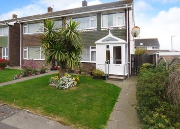 Thumbnail 3 bed semi-detached house for sale in Warwick Close, Bognor Regis
