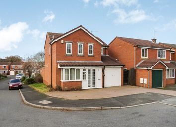 Thumbnail 4 bed detached house for sale in Stanage Close, Long Meadow, Worcester