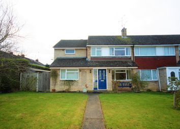 Thumbnail 4 bed end terrace house for sale in Bullen Walk, Galleywood, Chelmsford