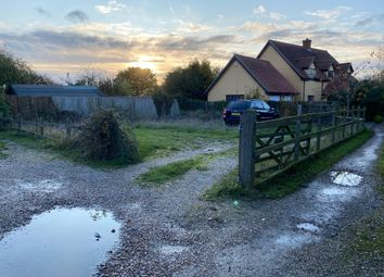 Thumbnail Land for sale in Pains Hill, Little Stonham, Stowmarket