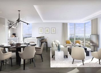Thumbnail 3 bed flat for sale in Paddington Gardens, North Wharf Road, London