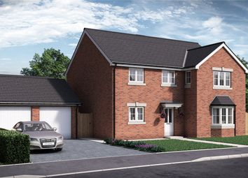 Thumbnail 4 bed detached house for sale in Cwm Heulwen - Knightsbridge, Aberaman, Aberdare