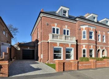 Thumbnail 4 bedroom end terrace house to rent in Portsmouth Road, Thames Ditton