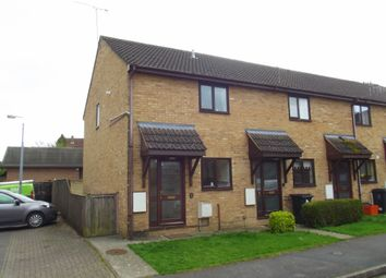 Thumbnail 2 bed end terrace house for sale in Dykes Mews, Chiseldon, Swindon