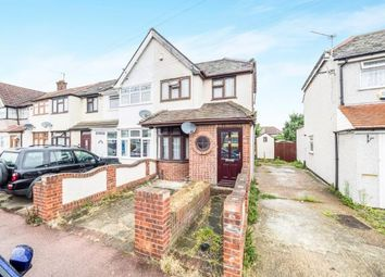 Thumbnail 3 bed end terrace house for sale in Dagenham, Essex, .