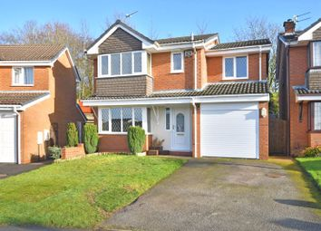 Thumbnail 4 bed detached house for sale in Overwood Place, Packmoor, Stoke-On-Trent