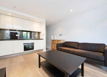 Thumbnail 1 bed flat to rent in Blackthorn Avenue, London