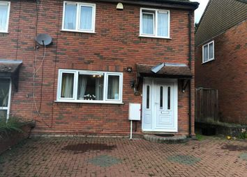 2 bed semi-detached house for sale in Burrow Road, Chigwell IG7