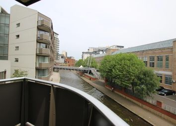 Thumbnail 1 bed flat to rent in 129, Block D, Nottingham One, Canal Street