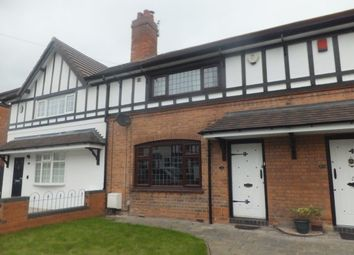 Thumbnail 3 bed terraced house to rent in Coles Lane, Sutton Coldfield