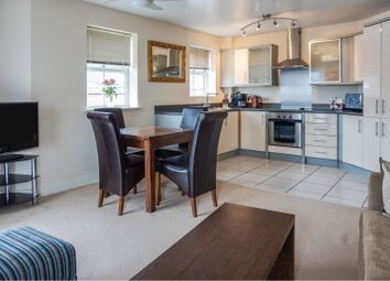Thumbnail 3 bedroom flat for sale in 4 Hooks Close, Anstey