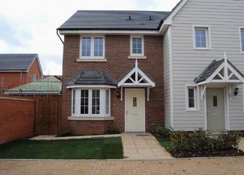 Thumbnail 2 bedroom semi-detached house to rent in Boxgrove Way, Monksmoor Park, Daventry