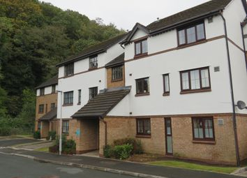 Thumbnail 2 bed flat for sale in Crabtree Close, Crabtree, Plymouth