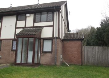 Thumbnail 3 bed end terrace house for sale in The Rink, Merthyr Tydfil
