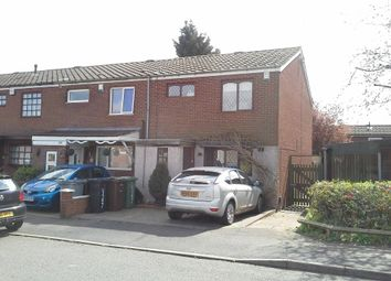 Thumbnail 3 bedroom end terrace house for sale in Conway Road, Fordbridge