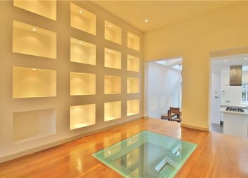 Thumbnail 4 bed terraced house to rent in Silver Crescent, Chiswick, London