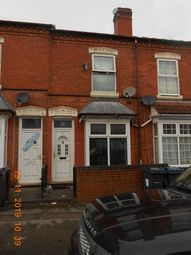 2 bed terraced house for sale in Oldknow Road, Birmingham B10
