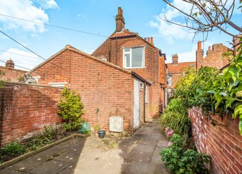 Thumbnail 2 bed terraced house for sale in Pauls Lane, Overstrand, Cromer