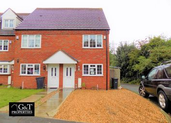 Thumbnail 2 bed terraced house to rent in Pensnett, Brierley Hill, West Midlands
