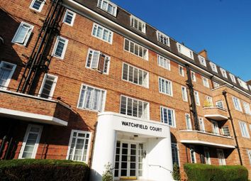 Thumbnail 1 bed flat to rent in Watchfield Court, Sutton Court Road, Chiswick, London