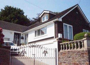 Thumbnail 4 bed detached house for sale in Castle Hill, Gelligaer, Hengoed