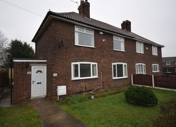 Thumbnail 3 bed semi-detached house for sale in West End Lane, New Rossington, Doncaster