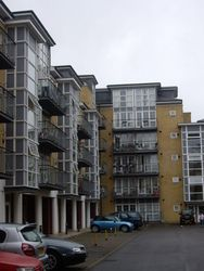 Thumbnail 2 bed flat for sale in Malt House Place, Romford