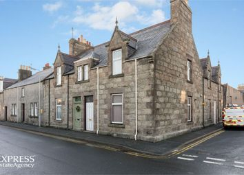 Thumbnail 2 bed end terrace house for sale in Nelson Street, Huntly, Aberdeenshire