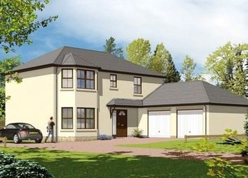Thumbnail 4 bed detached house for sale in The Atholl, Plot 8, Moulin View, Pitlochry, Perth And Kinross