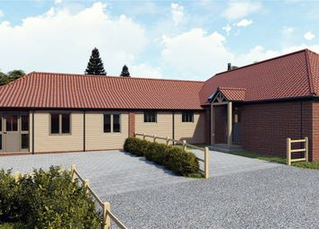 Thumbnail 4 bed detached house for sale in Hall Farm, Boothby Graffoe, Lincoln, Lincolnshire