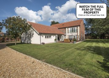 Thumbnail 5 bed detached house for sale in Station Road, Burnham Market, King's Lynn