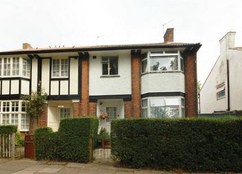 Thumbnail 4 bed semi-detached house for sale in Grand Avenue, Wembley