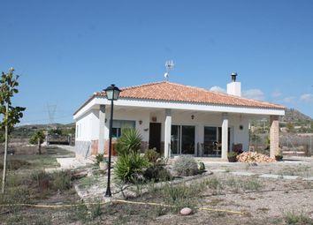 Thumbnail 3 bed villa for sale in Sax, Alicante, Spain
