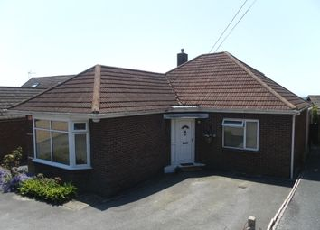 Thumbnail 4 bedroom detached bungalow for sale in Hill Road, Portchester
