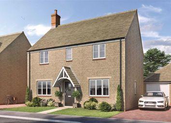 Thumbnail 3 bed detached house for sale in Rousham Road, Tackley, Kidlington