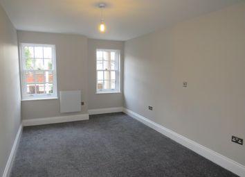 Thumbnail 1 bedroom flat to rent in St. John Street, Lichfield