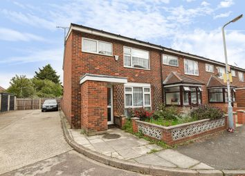 Thumbnail 3 bed end terrace house for sale in Black Rod Close, Hayes