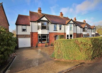 4 bed semi-detached house for sale in Old Station Road, Wadhurst TN5