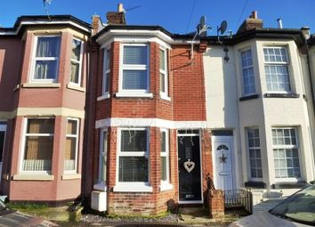Thumbnail 2 bed terraced house to rent in Queens Road, Shirley, Southampton