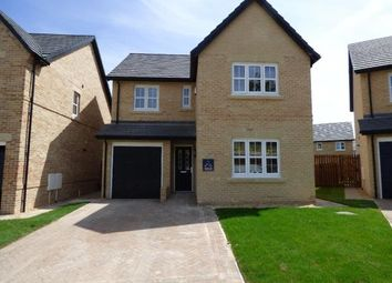 Thumbnail 4 bed detached house to rent in Woodlands Close, Lancaster