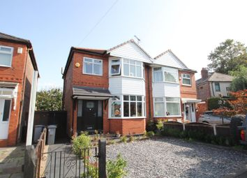 3 bed semi-detached house for sale in Marlborough Road, Stretford, Manchester M32