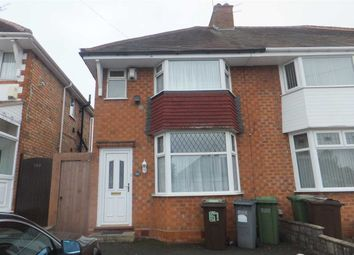 Thumbnail 2 bed semi-detached house to rent in Wagon Lane, Solihull, Solihull