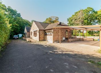 Thumbnail 6 bed detached bungalow for sale in Mount Pleasant Lane, Bricket Wood, St Albans, Hertfordshire