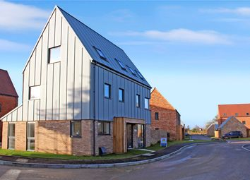 Thumbnail 4 bed detached house for sale in St. Wandrille Close, Poringland, Norwich, Norfolk