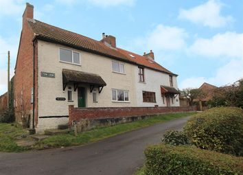 Thumbnail 3 bed cottage for sale in Tow Lane, Foston, Grantham