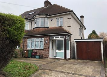 Thumbnail 3 bed semi-detached house to rent in Wren Road, Sidcup