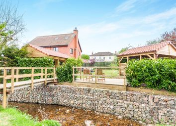 Thumbnail 4 bedroom detached house for sale in High Street, Newton Poppleford, Sidmouth
